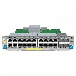 HP Module 20ports Gig-T PoE+/2ports 10GbE SFP+ v2 zl - 1