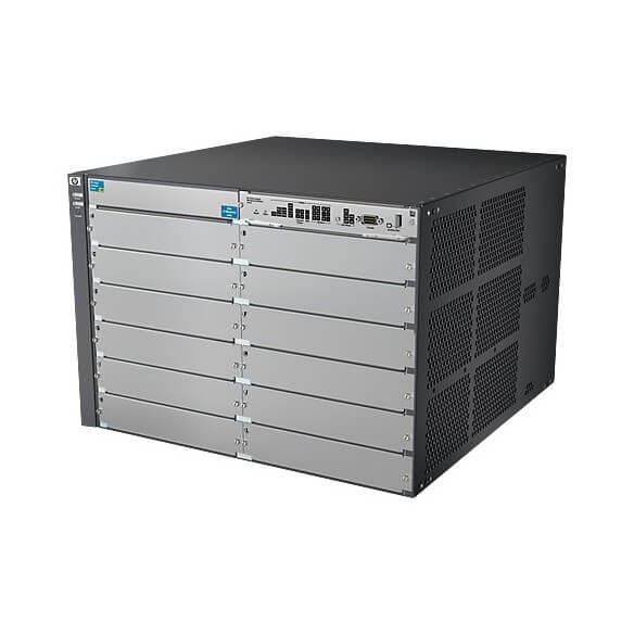HP Commutateur HP5412 zl avec logiciel Premium - 1