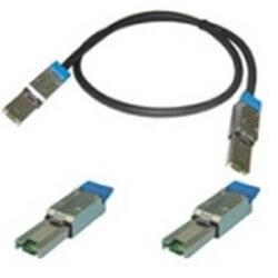 Tandberg data 2M external SAS cable mSASx4 to - 1