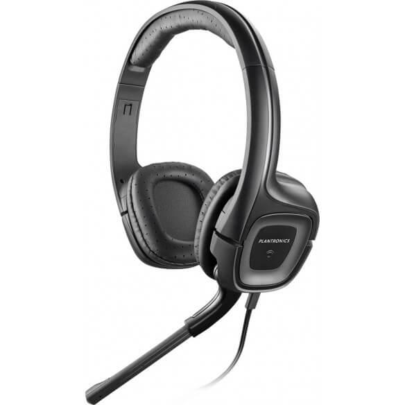 Plantronics .Audio 355 Multimedia Headset - 1
