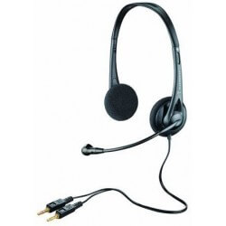 Plantronics AUDIO 322,PC HEADSET,BLISTER PACK,EMEA - 1