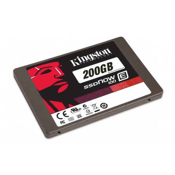 Kingston Technology SSDNow E100 Drive - 1