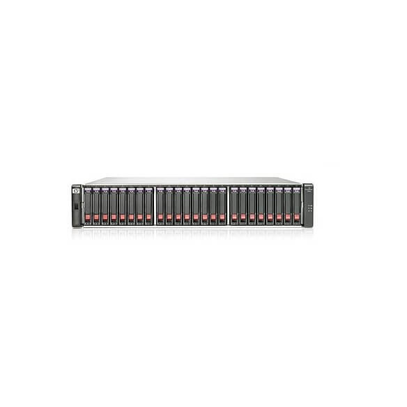 Hp P2000 SFF Modular Smart Array - 1