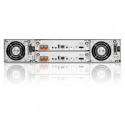 Hp P2000 2-I/O CG DC-power SFF - 1