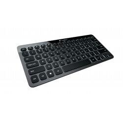 Logitech Bluetooth Illuminated Keyboard K810 - 1