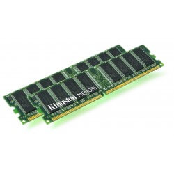 Kingston Technology Mémoire spécifique 1GB 667MHz - 1