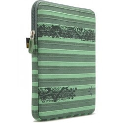 "Case logic Trend sleeve iPad/10"" tablet stripe - 1"