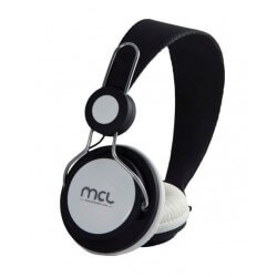 Mcl samar Stereo earphones microphone integrated - 1