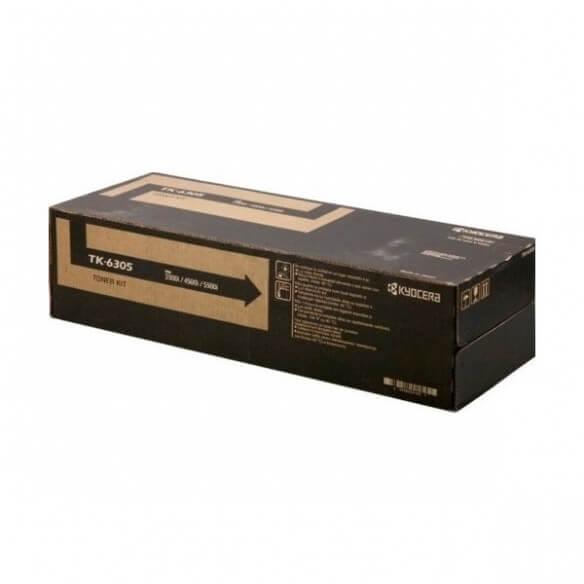Consommable Kyocera TK-6305K Toner Noir pour tkalfa 3500i 5500...
