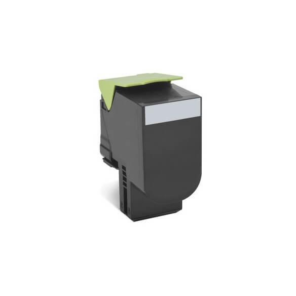 Consommable Lexmark 702HKE Toner Noir -  4000 pages