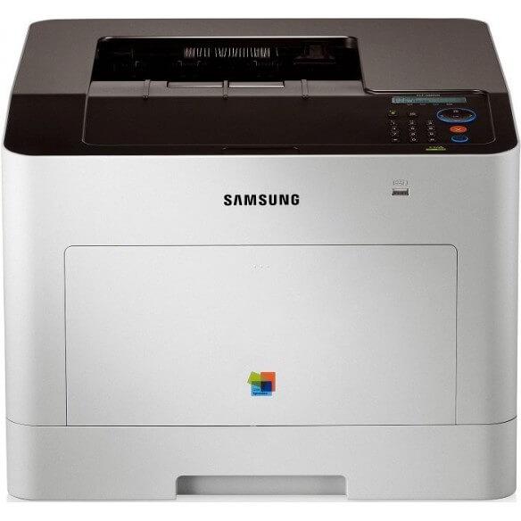 Samsung CLP-680DW WiFi