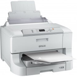 Epson WorkForce Pro WF-8090DW - Imprimante Jet d'encre couleur A3 recto-verso Wifi