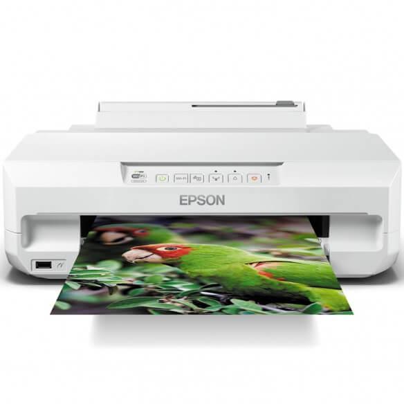 Imprimante Epson Expression Photo XP-55 - Imprimante Jet d&#03...
