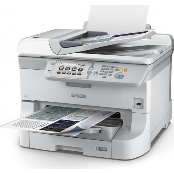Imprimante Epson WorkForce Pro WF-8510DWF