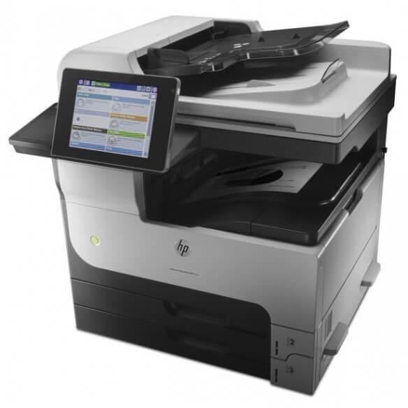 Imprimante HP LaserJet Enterprise MFP M725dn