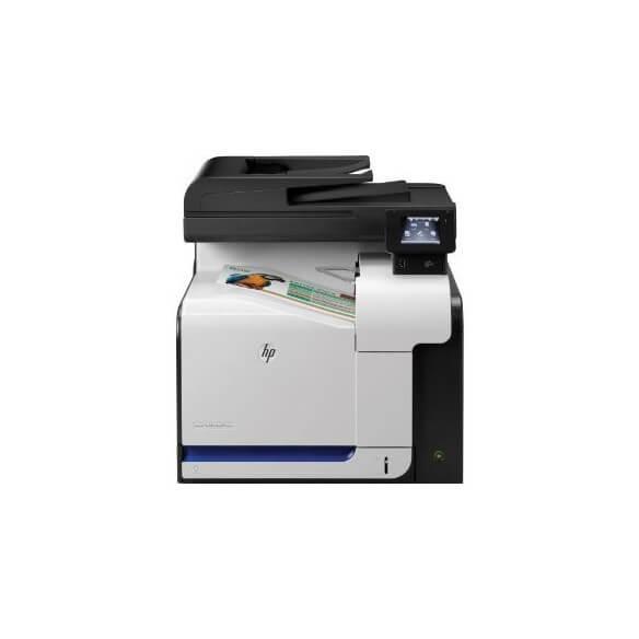 Imprimante HP LaserJet Pro 500 color MFP M570dn