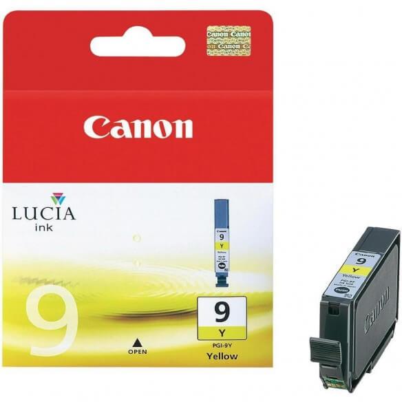 Canon PGI-9 Encre Pigment Jaune