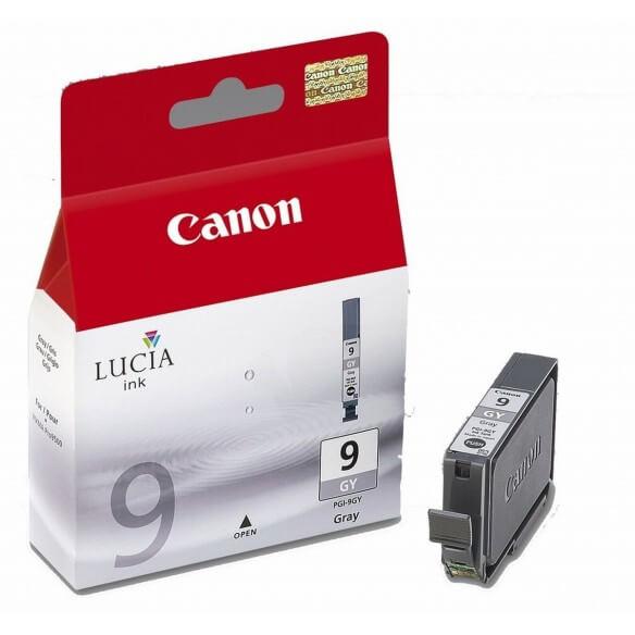 Consommable Canon PGI-9  Encre Pigment Gris