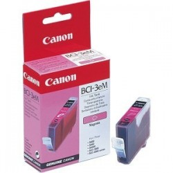 Canon BCI-3EM Cartouche d'encre Magenta