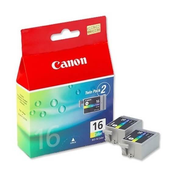 Canon BCI-16 Cartouche d'encre couleur