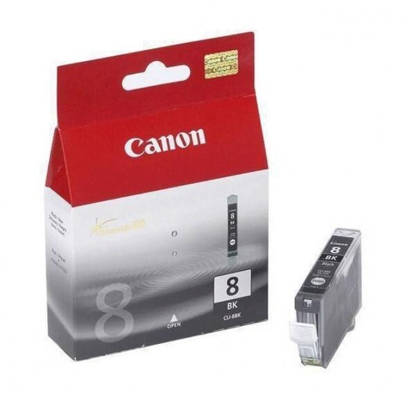 Consommable Canon CLI-8BK cartouche d'encre noir