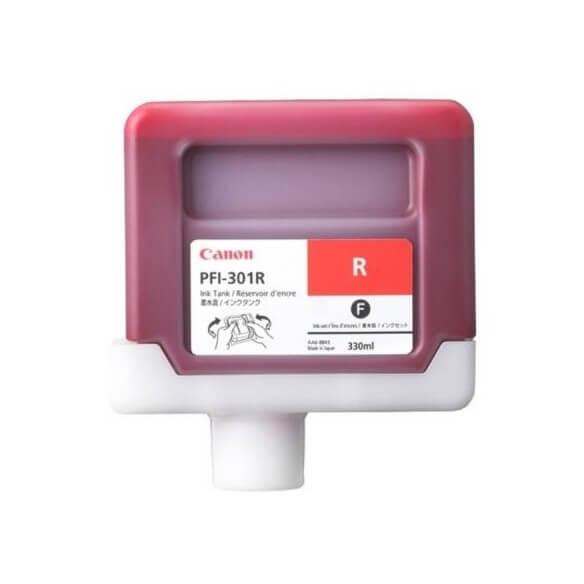 Canon PFI-301G encre pigmenté rouge