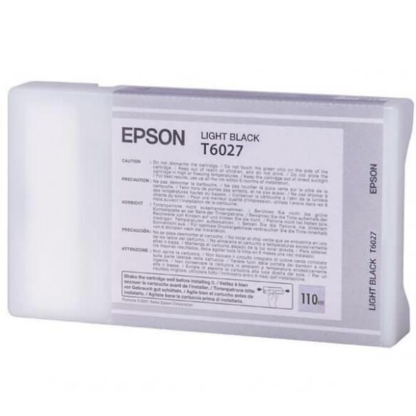Epson Encre Pigment Gris SP 7800/7880/9800/9880 (110ml)