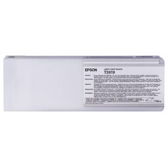 Consommable Epson Encre Pigment Gris très Clair SP 11880 (700...