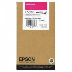 Epson Encre Pigment Magenta (220ml)