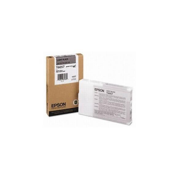 Consommable Epson Encre Pigment Gris (110ml)