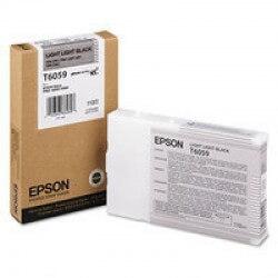 Epson Encre Pigment Gris Clair (110ml)