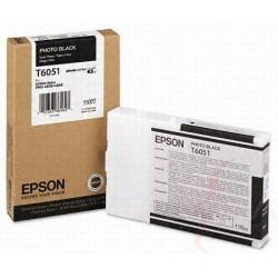 Epson Encre Pigment Noir Photo (110ml)
