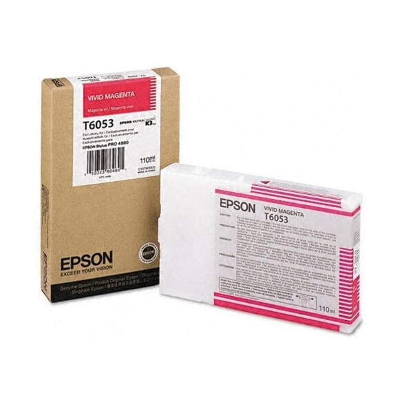 Consommable Epson Encre Pigment Vivid Magenta (110 ml)