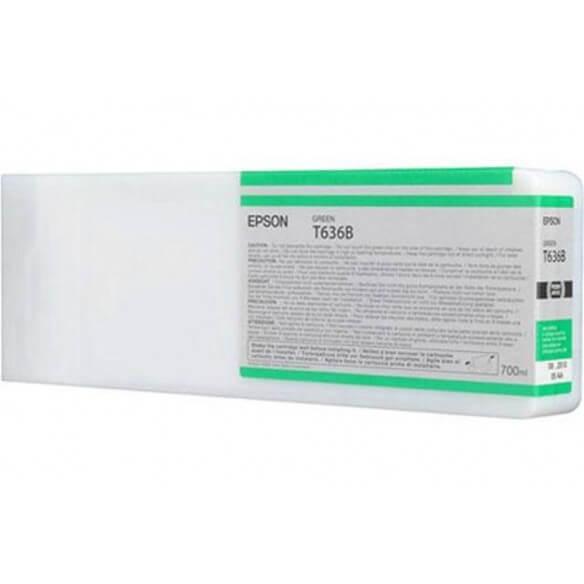 Epson  Encre Pigment Vert SP 7900/9900 (700ml) (photo)
