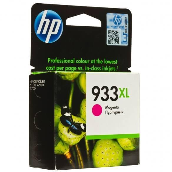 HP Cartouche d'encre Officejet magentaHP 933XL