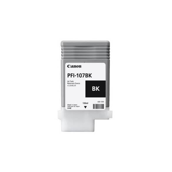 Consommable Canon PFI-107  cartouche d'encre noir
