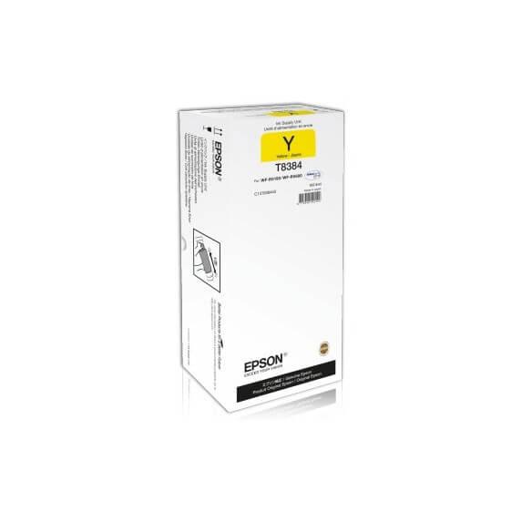 Consommable Epson T8384 BK cartouche d'encre noir de 20000 pages