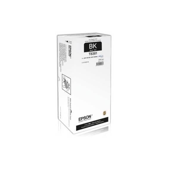Consommable Epson T8381 BK cartouche d'encre noir de 2000...