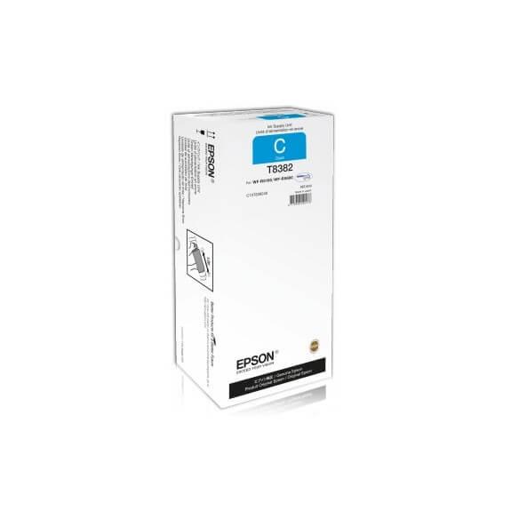 Consommable Epson T8382 C cartouche d'encre cyan de 20000...