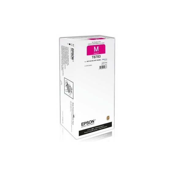 Consommable Epson T8783 M cartouche d'encre magenta de 50000 pages