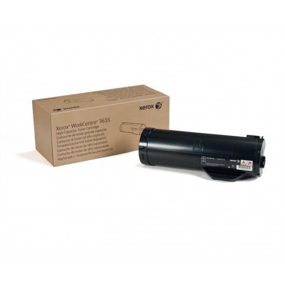 Consommable xerox cartouche de toner noir haute capacité de 1...