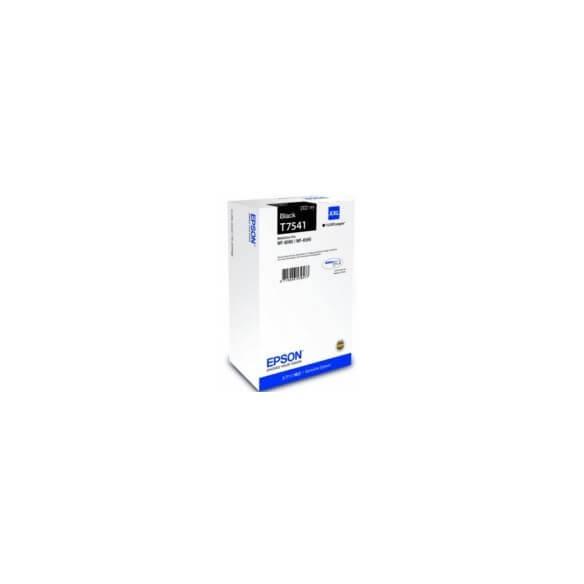 Consommable Epson T7541 BK cartouche d'encre noir de 10000 pages