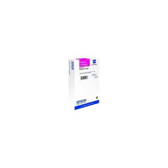 Consommable Epson T7543 M cartouche d'encre magenta de 7000 pages