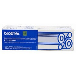 Brother PC302RF ruban d'impression 250 pages