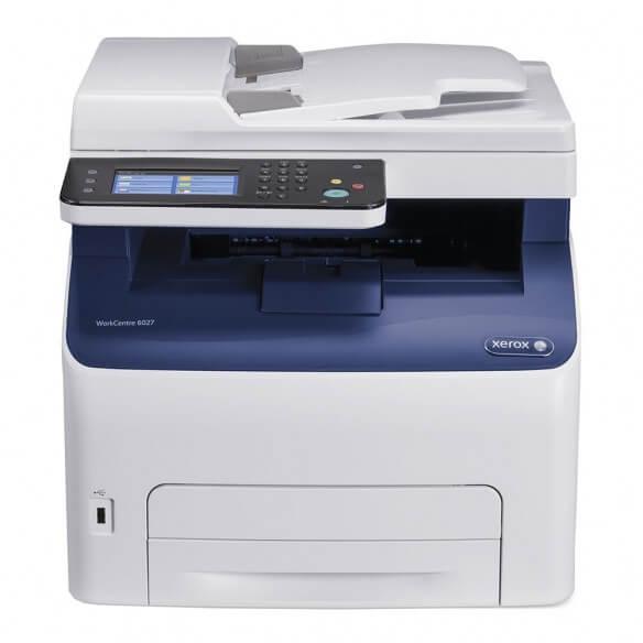 Imprimante Xerox Workcentre 6027 NI Multifonction laser couleu...