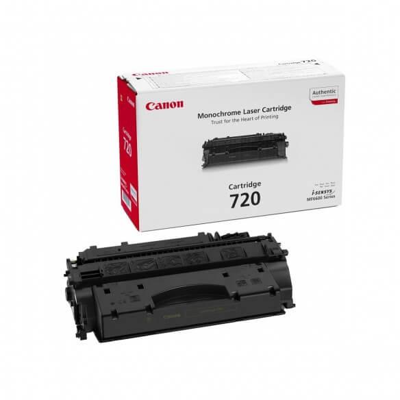 Canon 720 cartouche de toner noir d'origine 5000 pages