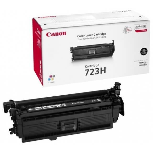 Canon 723 BKH Cartouche de toner noir 10000 pages