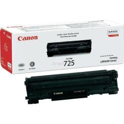 Canon CRG-725 Cartouche de toner noir 1600 pages pour LBP-6000 / MF-3010