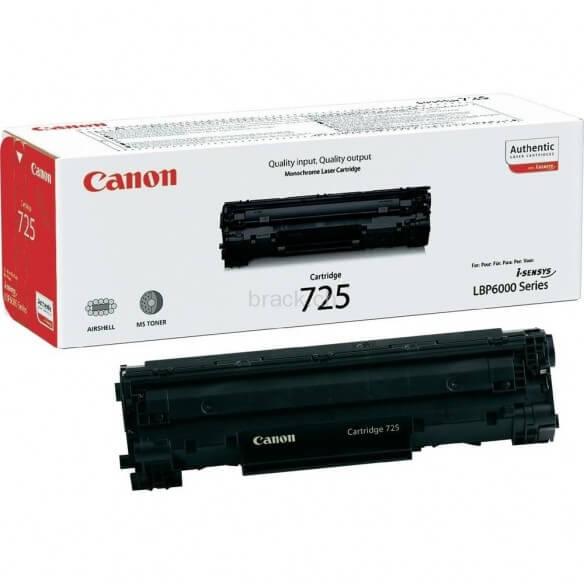 Consommable Canon CRG-725 Cartouche de toner noir 1600 pages p...