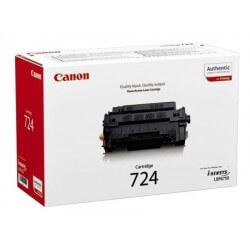 Canon 724 Cartouche de toner noir 6000 pages